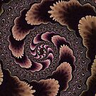 Retro 50s Style Furniture Fractal Design by Rob Davies