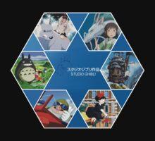 Hayao Miyazaki Films  Kids Clothes