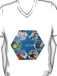Hayao Miyazaki Films  T-Shirt