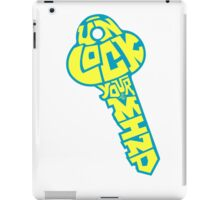 UNLOCK YOUR MIND by Tai's Tees iPad Case/Skin
