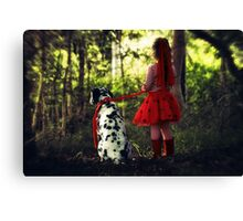 ~Ruby Tuesday~ Canvas Print