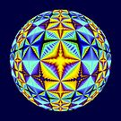 Star Orb by Jane-in-Colour