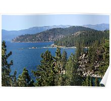 Lake Tahoe Nevada Poster