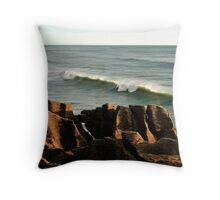 Layer upon layer upon layer Throw Pillow