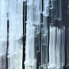 Trees ~ a winter abstract by Laurie Minor