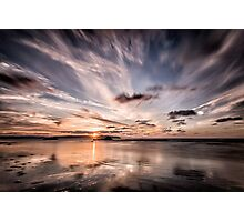 Atlantic Sky Photographic Print