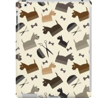 Terriers and Scissors iPad Case/Skin