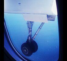 landing gear by bellebuckley