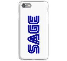 SEGA SAGE iPhone Case/Skin