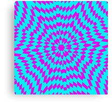 Abstract / Psychedelic / Geometric Artwork Canvas Print