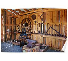 Tool Shed Poster