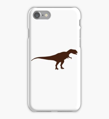 Allosaurus dinosaur iPhone Case/Skin