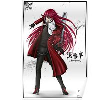 Grell : Red Death Poster