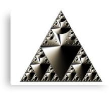 Sierpinski Triangle 20150111-008 Canvas Print