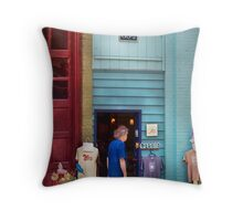 Sixty-Three and a Half Throw Pillow