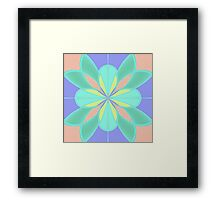 Pretty Pastels Framed Print