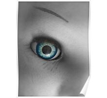 SOLD - EYE TO EYE Poster