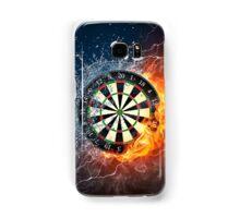 iPHONE DARTS FIRE & ICE Samsung Galaxy Case/Skin