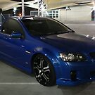 Holden VE Commodore SS Ute by Glen Pittock