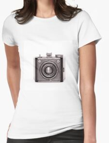Brownie Womens Fitted T-Shirt