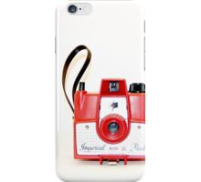Red Imperial iPhone Case/Skin