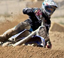 Rider #186 Eyes Focused on his goal Loretta Lynn's SW Area Qualifer; Southern California USA by leih2008