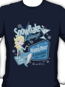 The Snowflake Lounge T-Shirt