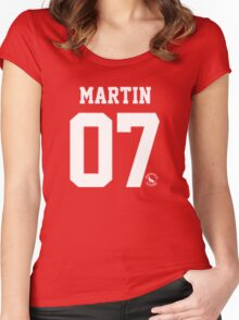 Lydia Martin Women's Fitted Scoop T-Shirt