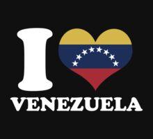 I Heart Venezuela Baby Tee