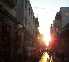 Evening Stroll by Mmmagdalena