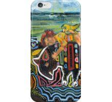 Mola Me - Caribbean Sea iPhone Case/Skin