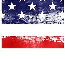 iPHONE USA FLAG 1 by buniquedesignz