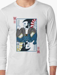 King Of Blades Long Sleeve T-Shirt