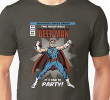 BEER MAN Unisex T-Shirt