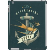 Anchor | Petrol Grey iPad Case/Skin