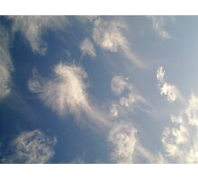 Cloudscape - Cycles Photographic Print