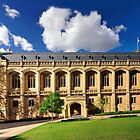 Adelaide University by DocG