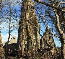 Dysert o Dea ruins by John Quinn