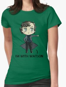 """""""I'm With Watson"""" T-Shirt"""