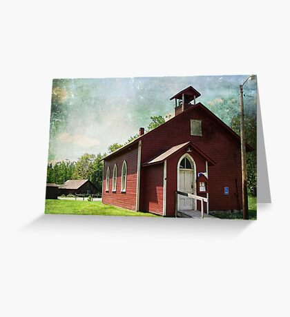 Historic place Greeting Card