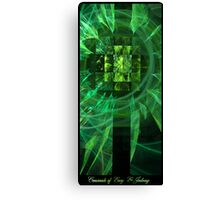 The Crossroads of Envy and Jealousy Canvas Print