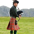 Arisaig Piper by kajo