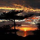 Highland  Sunset by kajo