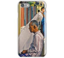 The Barber iPhone Case/Skin