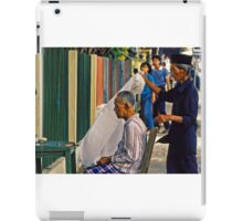 The Barber iPad Case/Skin