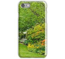 Philadelphia's Azalea Garden - Pennsylvania - USA iPhone Case/Skin