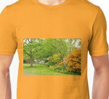 Philadelphia's Azalea Garden - Pennsylvania - USA Unisex T-Shirt