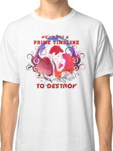 Community: Evil Jeff & Evil Annie The Darkest Timeline Classic T-Shirt