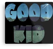 Kendrick Lamar Good Kid Metal Print