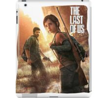 Joel and Ellie iPad Case/Skin